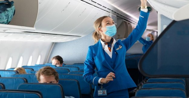 More than 2.400 applications for the voluntary retirement scheme KLM