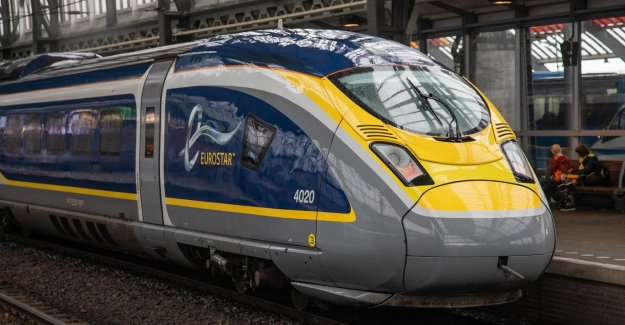 Non-stop train service between London and Amsterdam in the fall, is available