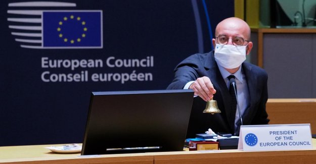 President of the European Council, herstelfonds make way for investments