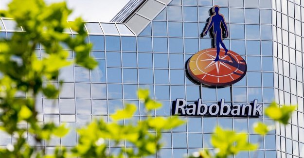 Rabobank, for a million lit