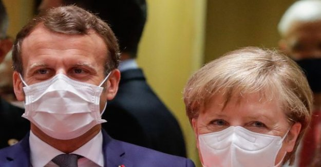 Recovery Plan of the EU : Macron and Merkel expressed the hope of an agreement