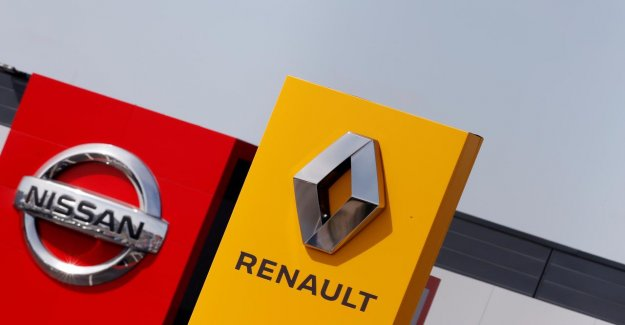 Renault was able to identify recordverlies the coronacrisis and its partner Nissan