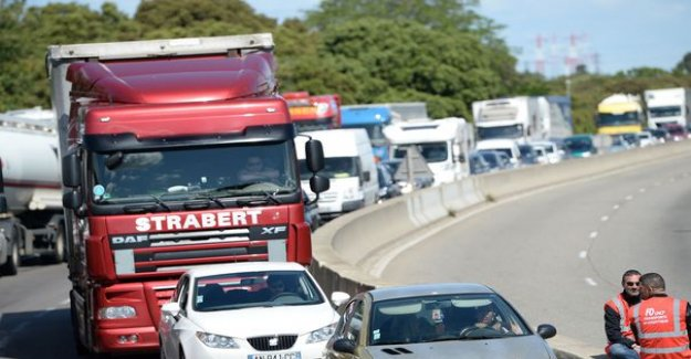Road Transport : reform of the european key on the working conditions adopted