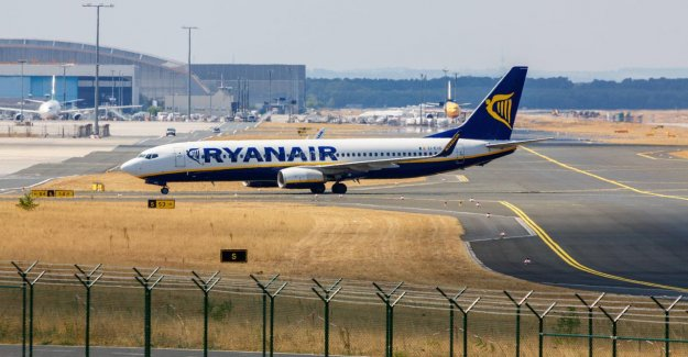 Ryanair sees 95 per cent of revenue evaporate due to solar corona