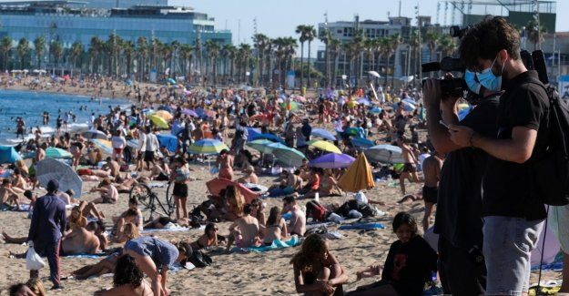 Spain's minister of foreign affairs: Spain is safe for tourists