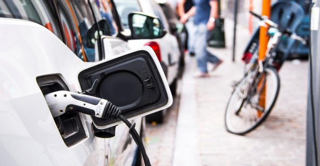 Subsidy scheme for the purchase of an electric vehicle in less than eight days to be empty