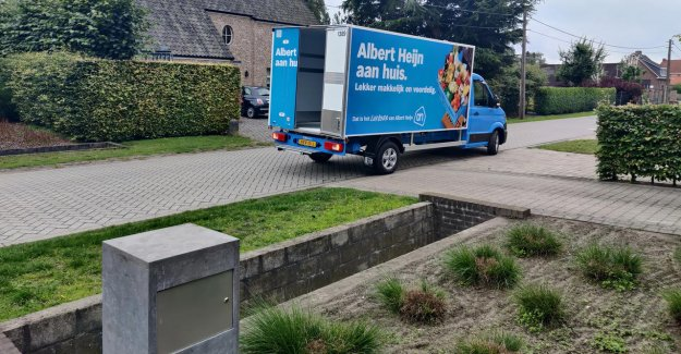 The Albert Heijn supermarkets will deliver from next week and also buy it in Belgium