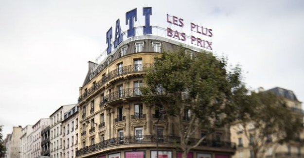 The Covid-19 completes the store history of Tati, boulevard Barbès in Paris