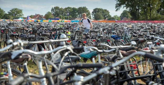 The Dutch in the first portion 2020 and a half billion on a new bike