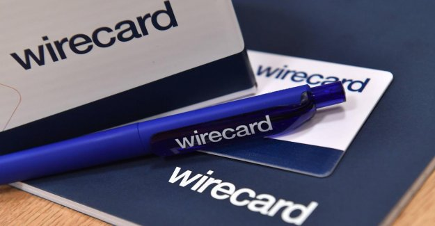 The German payment provider Wirecard is now also suspected of money laundering or terrorist