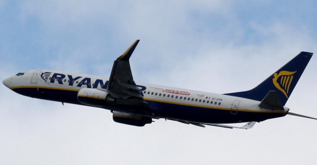 The Ryanair pilots to accept lower wages, and fewer jobs