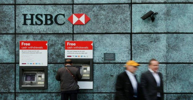 The british bank HSBC denies any role in the arrest of Huawei topvrouw