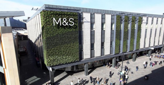 The british department store chain Marks & Spencer was forced to lay off almost a thousand jobs
