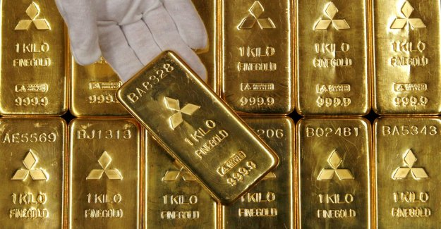 The price of gold is at its highest level in nine years, the record is not unthinkable