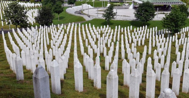 The story of the genocide is still unclear