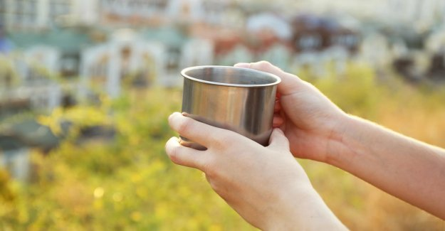 The time-versus-money 'With a cup of coffee, it is in the nature makes me feel rich