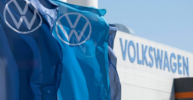 VW's can be in any of the EU countries will be charged at sjoemeldiesels