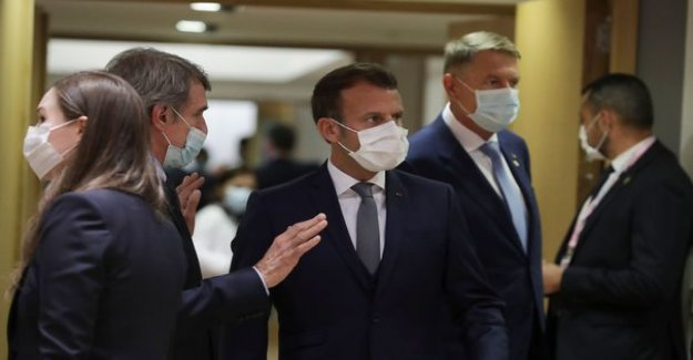 Virus : masks and gifts to the program of an extraordinary summit of the EU