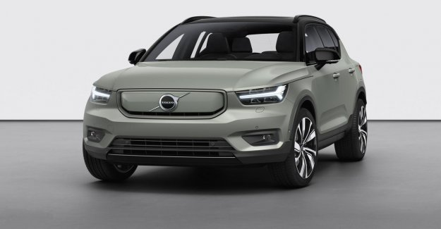 Volvo is optimistic that by 2020, despite halfjaarverlies and a decrease in the sales