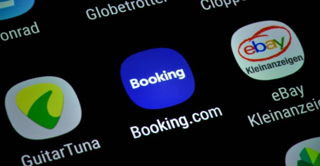 Booking.com want to a quarter of the staff are fired because of coronacrisis