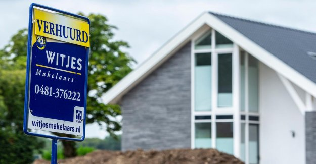 ESTATE: Prices are rising slightly, price cap, in the big cities, in view of
