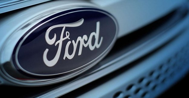 Ford's book the quarterly of the more than 900-million-euro one-time gain