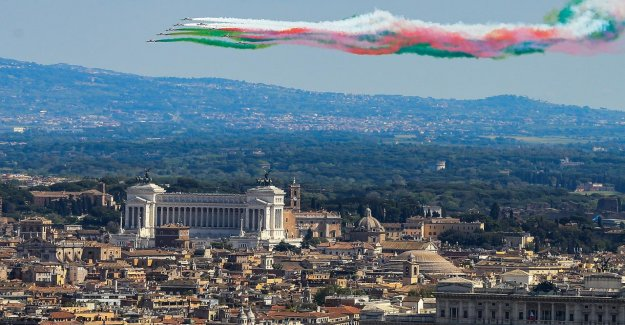 Italy wants to 28.5 billion euros from the EU to finance a reduction in working hours