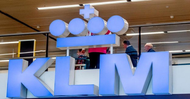 KLM was forced to lay off one-sided wage increase, UNION is contemplating a step to the right