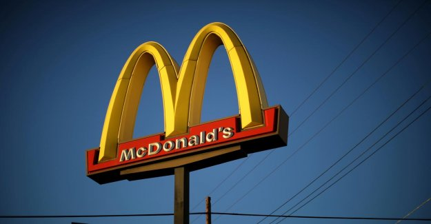 McDonald's is suing the former CEO in order to affair with employee