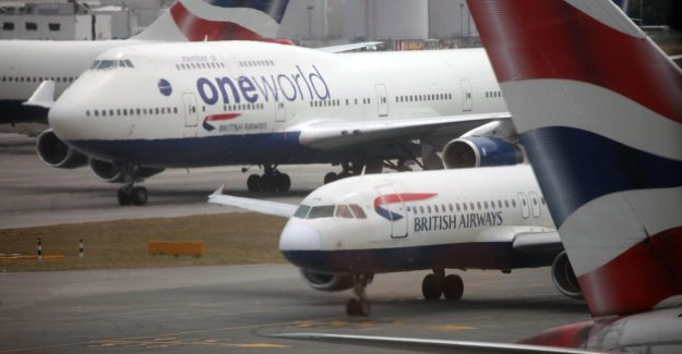 More than 6,000 workers at British Airways to choose from for your departure
