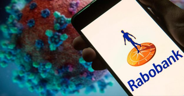 Rabobank hold € 1 billion for coronaproblemen companies