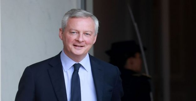 Recovery Plan : € 3 billion for SMES, announces Bruno Le Maire
