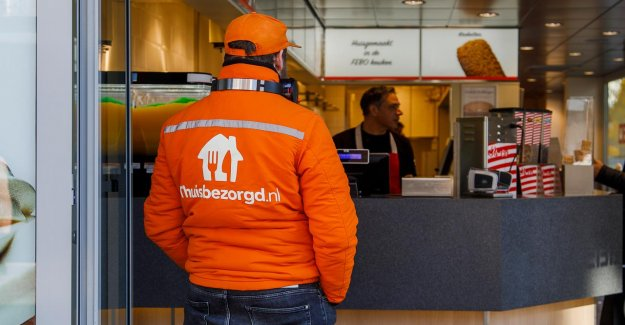 Starbucks, Pizza Hut, and Burger King to join Thuisbezorgd.nl