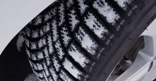 TOYOTA has too many cars with winter tires in August