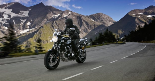 The number of registrations of new motorbikes again in 2019
