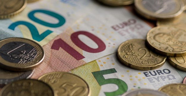 Wages and salaries seem to be coronabestendig, an increase of 3 per cent in the third quarter