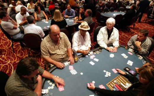 The best poker tip? Don't play when you aren't in the right mind-set