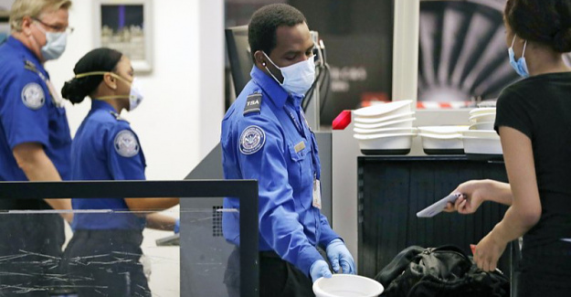 Most major US airlines Prohibit guns in Bag for DC flights