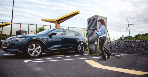 Why charging an electric car can sometimes be so slow