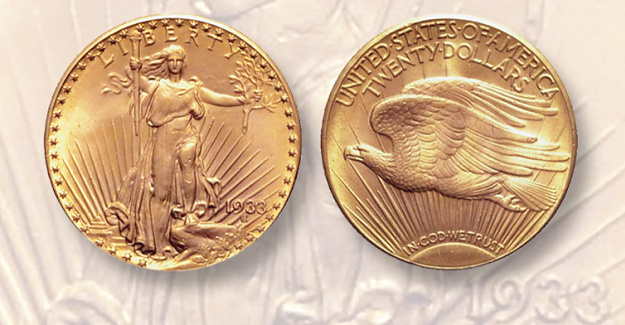 Breaking News: 1933 double eagle tops $18.87 million
