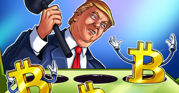 """Former U.S. President Donald Trump is still not a fan of Bitcoin, calling it a scam while stating that the dollar should remain the""""money of the world."""""""