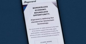 Algorand integrated simplified Form...