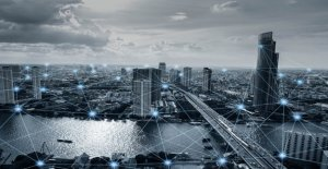 China networked Smart Cities Blockchain