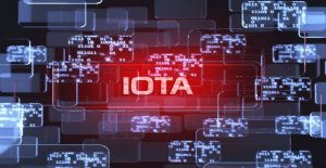 How do transactions Tangle in IOTA?