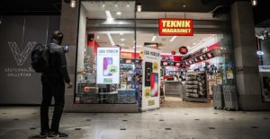 Peter Gyllenhammar regret the purchase of Teknikmagasinet.