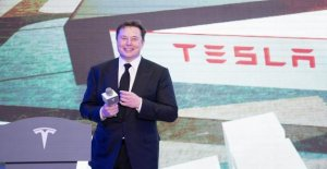 Tesla's chief executive Elon Musk may be a performance bonus of $ 770 million dollars to expect