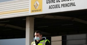 Renault : 1500 jobs in France relate...