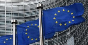 Euro Zone : GDP decline of 8.7% in...