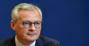 For Bruno Le Maire, the nuclear still...