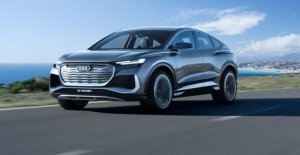 The Audi shares the information of the electric model of the Volkswagen-foundation